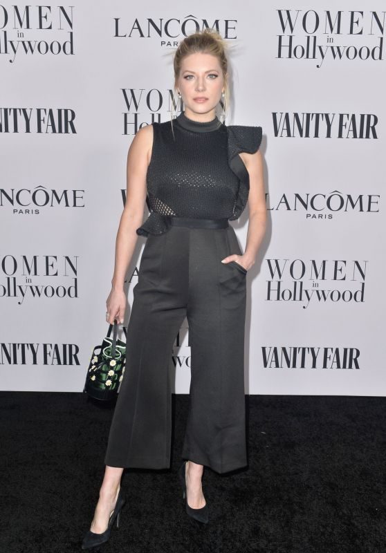 Katheryn Winnick – Vanity Fair and Lancome Women in Hollywood Celebration 02/06/2020