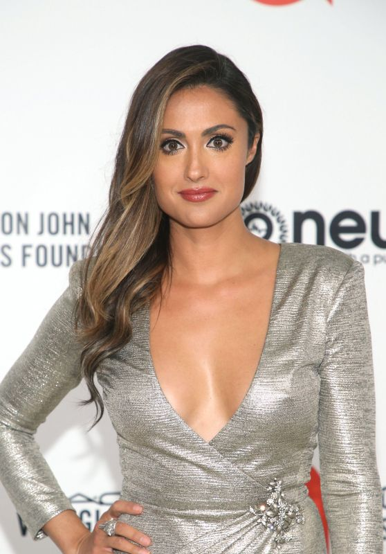 Katie Cleary – Elton John AIDS Foundation Oscar 2020 Viewing Party