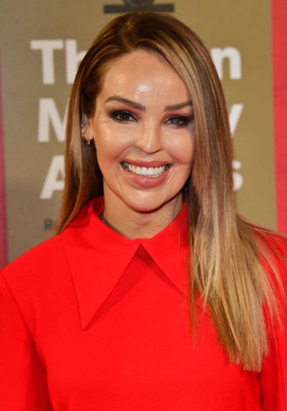 Katie Piper - The Sun Military Awards 2020