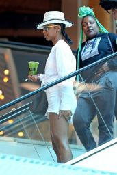 Kelly Rowland - Bondi Junction Shopping Center in Sydney 02/24/2020