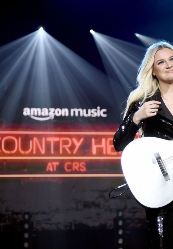Kelsea Ballerini - Country Heat for CRS 2020 in Nashville
