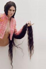 Kendall Jenner - GARAGE Magazine March 2020