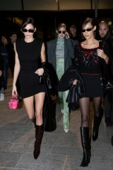 Kendall Jenner, Gigi Hadid and Bella Hadid - Milan Fashion Week Fall/Winter 2020-2021 in Milan 02/21/2020