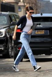 Kendall Jenner – Head Out to Breakfast in West Hollywood 02/29/2020
