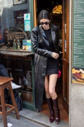 Kendall Jenner - Out in Milan 02/21/2020