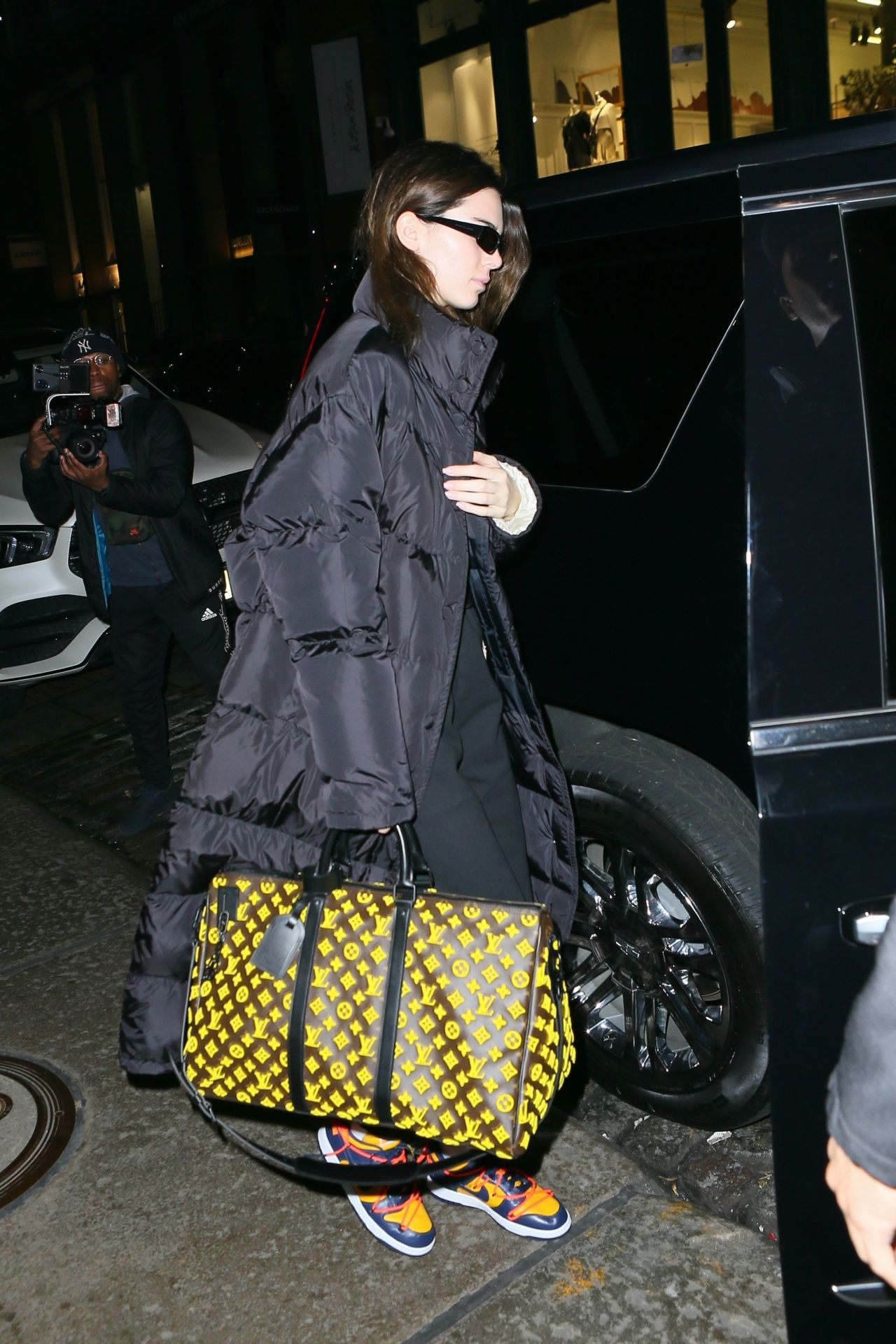 Kendall Jenner Out In New York 02 09 2020