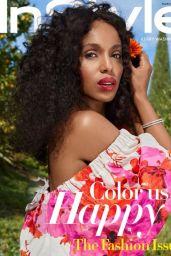 Kerry Washington - InStyle Magazine March 2020