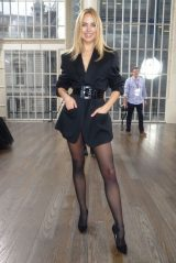 Kimberley Garner - Atelier Zuhra Fashion Show in London 02/15/2020