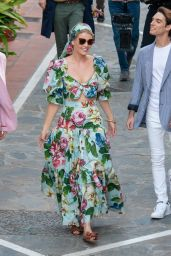 Kitty Spencer - Out in Marbella 02/26/2020