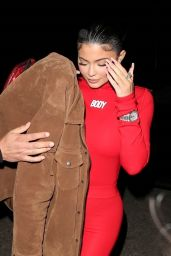 Kylie Jenner Night Out Style - The Nice Guy in West Hollywood 02/12/2020