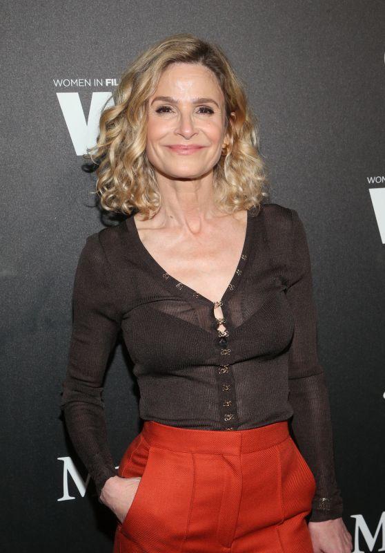 Kyra Sedgwick – Women in Film Female Oscar Nominees Party 2020