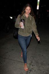 Lana Del Rey - Arrives at Church Services in LA 02/26/2020