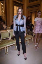 Larsen Thompson - Philosphy Show at Milan Fashion Week 02/22/2020