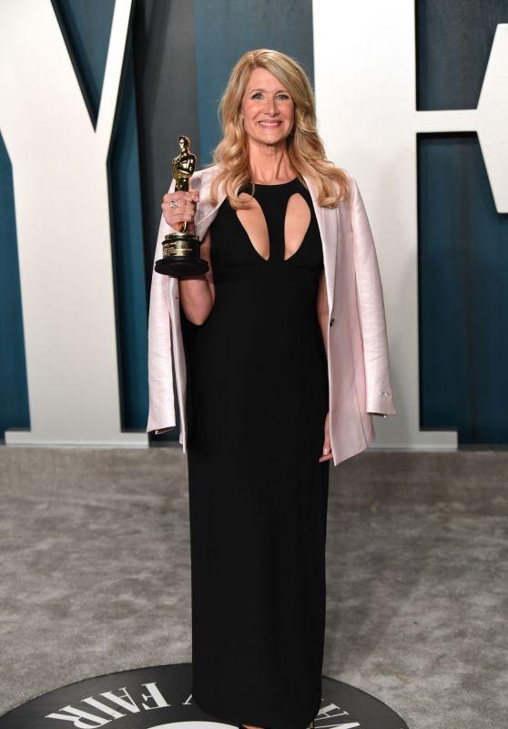 Laura Dern – Vanity Fair Oscar Party 2020
