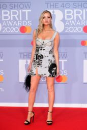 Laura Whitmore – BRIT Awards 2020