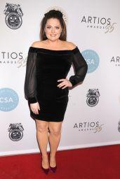 Lauren Ash – Casting Society Of America's Artios Awards in Beverly Hills 01/30/2020