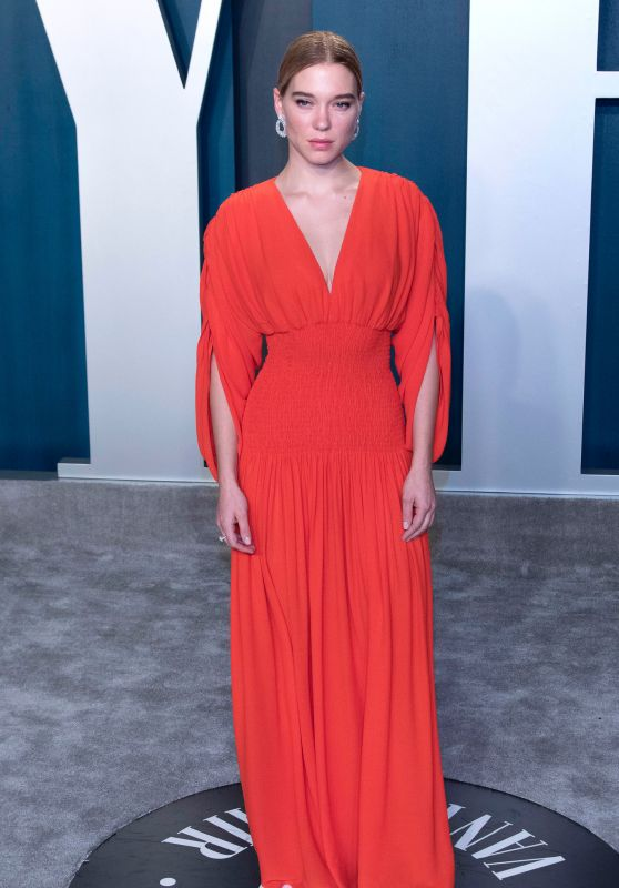 Léa Seydoux – Vanity Fair Oscar Party 2020