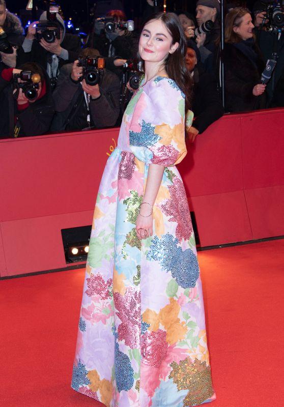 """Lea van Acken – """"My Salinger Year"""" Premiere at Berlinale 2020"""