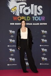 "Lena Meyer-Landrut – ""Trolls World Tour"" Photocall in Berlin 02/17/2020"