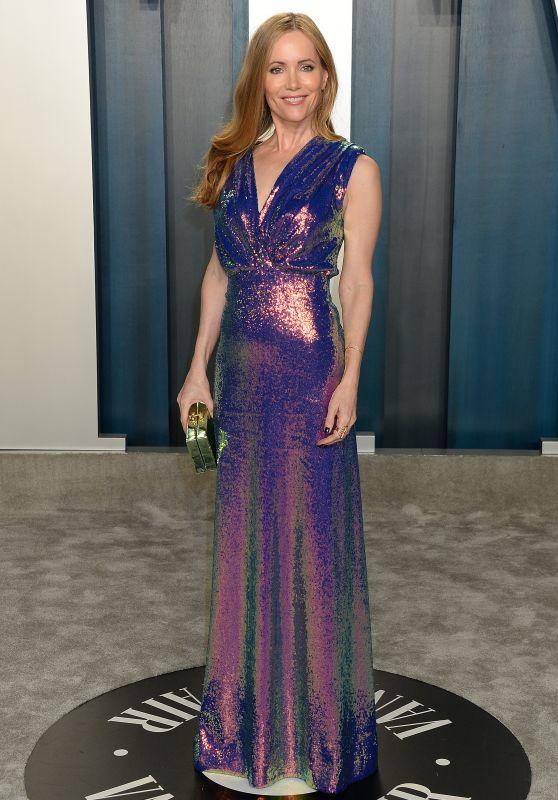 Leslie Mann – Vanity Fair Oscar Party 2020