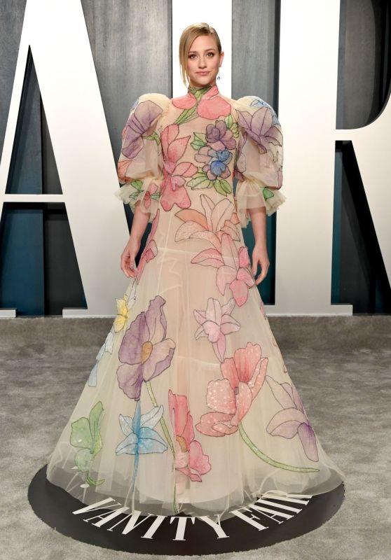 Lili Reinhart – Vanity Fair Oscar Party 2020