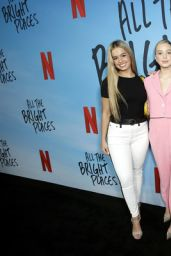 """Lilia Buckingham – """"All The Bright Places"""" Special Screening in Hollywood"""