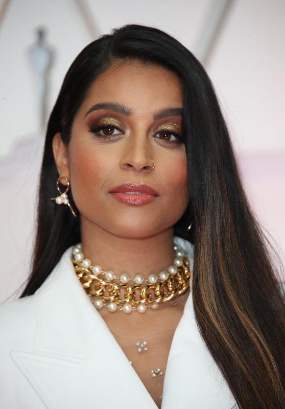 Lilly Singh – Oscars 2020 Red Carpet