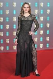 Lily-Rose Depp – EE British Academy Film Awards 2020