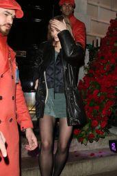 Lily-Rose Depp - Leaving Annabel