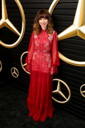 Linda Cardellini - Mercedes-Benz Oscar Viewing Party in Hollywood 02/09/2020