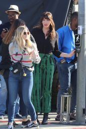 "Liv Tyler - On the Set of ""9-1-1: Lone Star"" in LA 02/05/2020"
