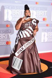 Lizzo – BRIT Awards 2020