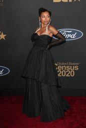 Logan Browningn – NAACP Image Awards 2020