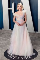 Lucy Boynton – Vanity Fair Oscar Party 2020
