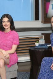 Lucy Hale at People Now in NYC 02/05/2020
