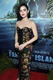 "Lucy Hale – ""Fantasy Island"" Premiere in Century City"