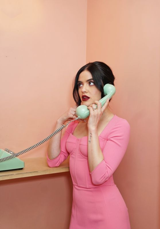 "Lucy Hale - ""Katy Keene"" Special Screening in NY"