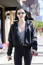 Lucy Hale - Out in Los Angeles 02/16/2020