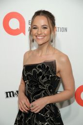 Madison Iseman – Elton John AIDS Foundation Oscar 2020 Viewing Party