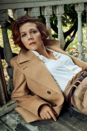 Maggie Gyllenhaal - The Rake Magazine Issue 68 February 2020