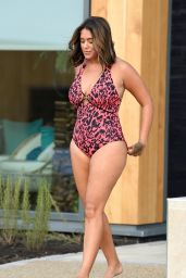 Malin Andersson - Spa Day Out at Carden Park Spa in Chester 02/28/2020