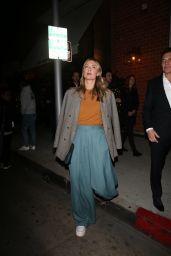 Maria Sharapova - Mr Chow in Beverly Hills 02/06/2020