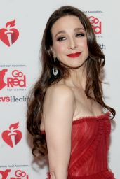 Marin Hinkle – Go Red For Women Red Dress Collection 2020 in NYC