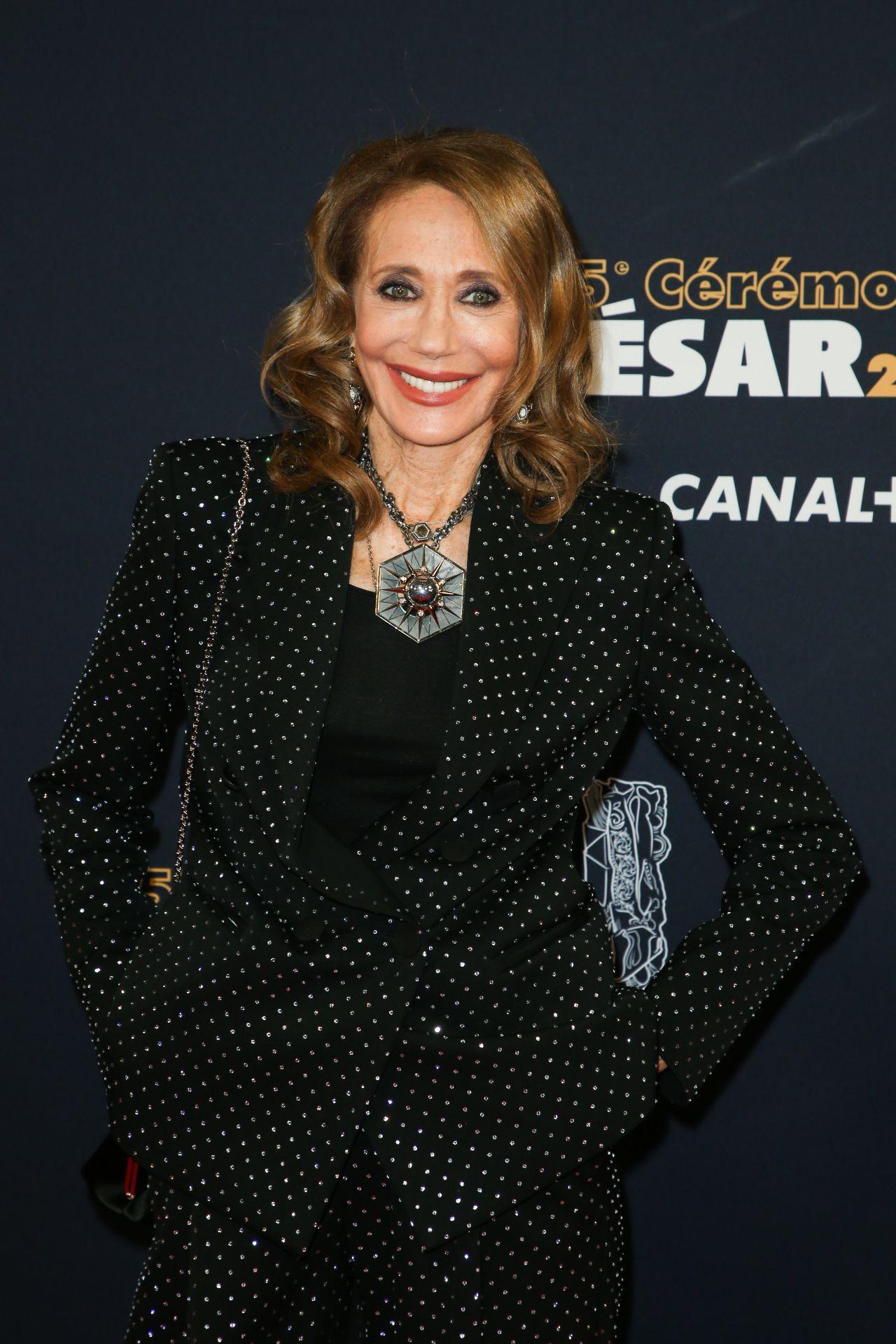 Marisa Berenson - Cesar Film Awards 2020 • CelebMafia