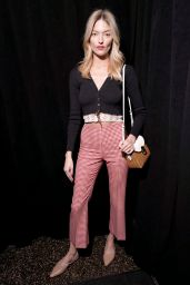 "Martha Hunt – Miu Miu ""Women's Tales"" Party & Dinner at NYFW 02/11/2020"