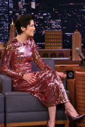 Mary Elizabeth Winstead - Tonight Show Starring Jimmy Fallon in NYC 02/03/2020