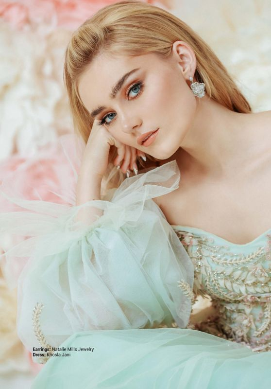 Meg Donnelly - Composure Magazine February 2020 Issue