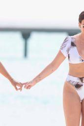 Megan Barton-Hanson and Girlfriend Chelcee Grimes - Maldives 01/26/2020