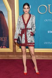 "Melissa Barrera – ""Outlander"" TV Show Season 5 Premiere in LA"