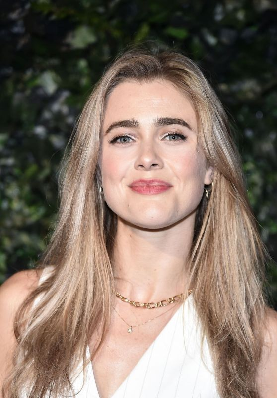 Melissa Roxburgh - alice + olivia by Stacey Bendet in NYC 02/10/2020